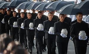 回家了,436名中国远征军缅甸阵亡将士魂归腾冲国殇墓园