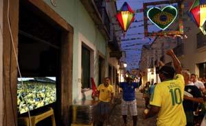 """巴西这个""""足球国度""""是怎么炼成的"""