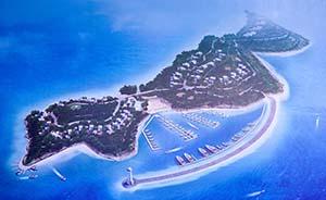 """""""岛主""""难当,""""中国第一拍""""无人岛项目3年后才开建"""