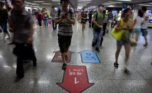 上海地铁5年后将有18条线路500座车站,迪士尼段正调试