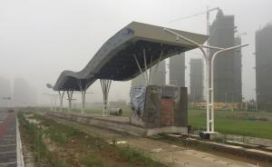南京投资25亿有轨电车逾期1年仍未开跑,季建业曾力推