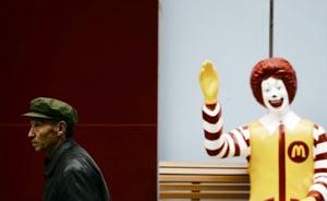 """麦当劳承认使用转基因饲料喂鸡,专家称""""比较安全"""""""