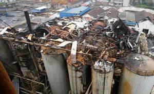 如皋化工厂爆炸3死9伤5人失联,3月刚刚通过安检