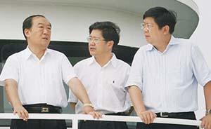 苏荣落马,系十八大后首位副国级官员