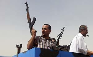 连续拿下三镇,伊拉克安全部队拟发动反攻夺回萨达姆老家