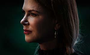 妮可·基德曼希望靠《摩纳哥王妃》再拿奥斯卡