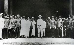 黄埔90年|600黄埔一期生曾并肩作战,也曾互相搏杀