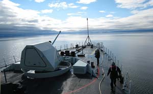 加俄北极争夺战隐现,加拿大发表北极外交政策说明
