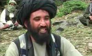 塔利班宣布曼苏尔担任新领导人,其长期为奥马尔副手