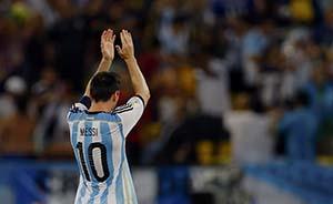 对阿根廷人来说:梅西无所不在,却又根本不存在