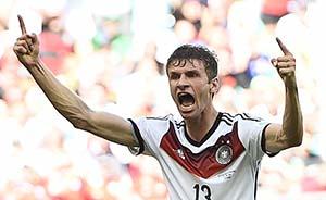 环球眼 | 全世界在捧德国,就巴萨媒体忙着调侃C罗