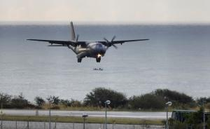 法方在留尼汪岛增派力量,海陆空搜索MH370残骸