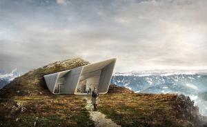 意大利人真会玩,在山顶建了个博物馆,你得先爬2286米
