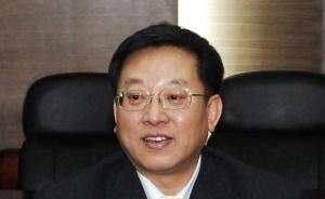 """吉林""""首虎""""谷春立被免去副省长职务,因涉违纪违法月初被查"""