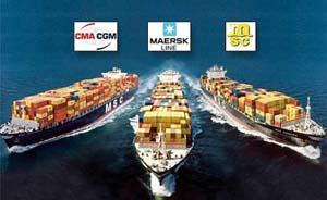 中国意外否决史上最强航运联盟,想和欧美平起平坐