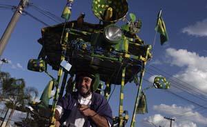 巴西世界杯场外博弈,小贩如何战胜国际足联?