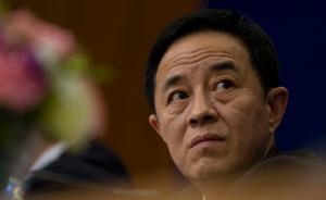 周强:奚晓明涉嫌违纪违法被查,严重败坏人民法院形象