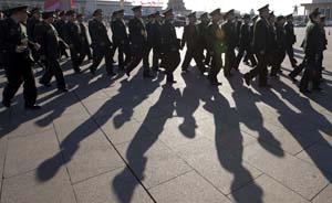 三月以来党媒军媒接力谈军队反腐,中央多次誓言绝不容忍