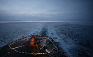 海事局7月发布北极新航道,可绕过马六甲直接去欧洲
