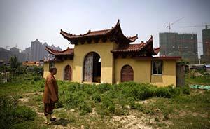 南昌规划僧尼同寺遭强烈反对,官方称将另选址