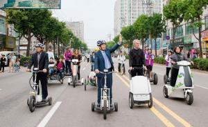 髀设·展|禁止开车的社区:一场生态出行戏剧与三次元的改变
