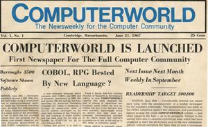 让我们彻底告别《Computerworld》吧,我们会想念它的