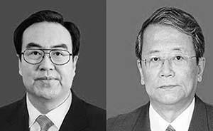 中组部:中央决定免去杜善学、令政策领导职务