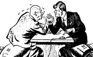 如是我读︱当青涩男孩遇上黑帮大佬:肯尼迪vs赫鲁晓夫