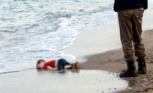 土耳其道安通讯社:叙利亚小难民海滩照片没有做假