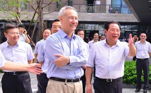 中财办主任刘鹤一年内三赴长三角调研:将积极推广特色小镇