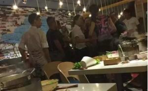 """温州批捕""""开水浇顾客""""服务员,被害人家属称至今未当面道歉"""