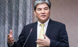 国民党籍前高官李鸿源为亲民党宋楚瑜助选,但否认任宋副手