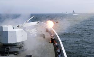 """中俄""""海上联合-2014""""军事演习将于下周在东海海域举行"""
