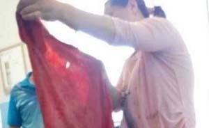 男子黑龙江医院厕所内刺死女友母亲,又连砍无辜护士20余刀