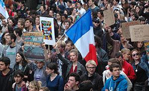 欧洲向右|法国:左翼尽头的右翼野火