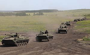 为缓和俄乌局势,普京发函要求上议院撤销对乌动武决定