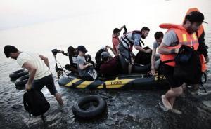 又一起小难民悲剧!叙利亚4岁女童遗体被冲上海滩