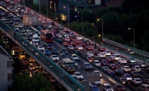 上海外牌限行效果有望十月公布,今后或考虑控制小汽车的使用