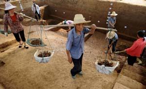 安徽发现一条5500年前的壕沟, 是那时的城池吗?