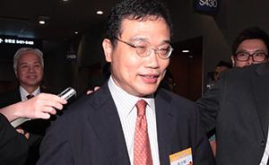 行政会议成员张志刚:公投哪能一人投10次50次