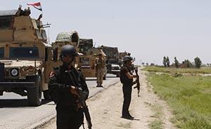 首批军事顾问抵达巴格达,美方澄清并非宣战
