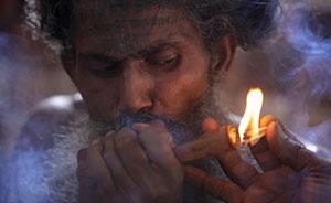 大麻、酒与巫师