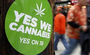 林达:大麻掀起的一场大变革