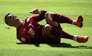 巫术蛊惑世界杯,C罗受伤竟是加纳巫师诅咒?