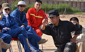 半岛:工人被困伊拉克表明中国急需调整海外战略