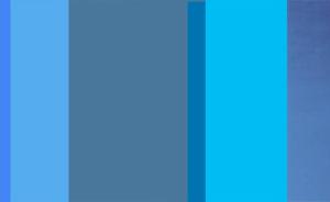 奇客姐 | 为什么互联网是蓝色的?