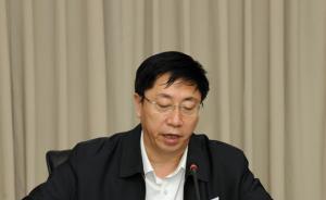 辽宁省总工会副主席李景涛涉严重违纪被查,曾与谷春立搭班子