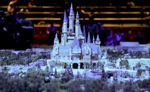 """上海迪士尼城堡可办""""公主婚礼"""",开园后预计客流一千万人次"""