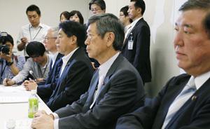 """日本提交解禁集体自卫权议案,盟国遭武力攻击时也可""""自卫"""""""