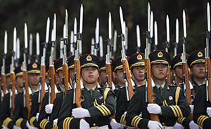 解放军少将:军队反腐必须走在前面,不应有碰不得的人